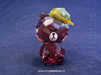 Swarovski Crystal - LINE Friends - BROWN