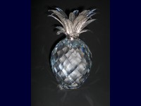 Pineapple Rhodium Small