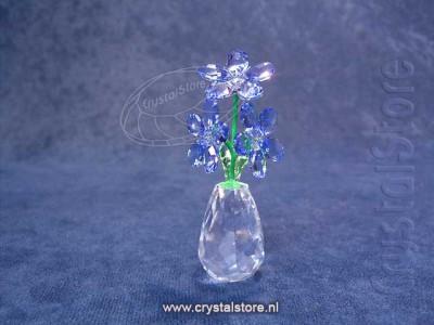 Swarovski Kristal 2017 5254325 Flower Dreams - Forget-me-not