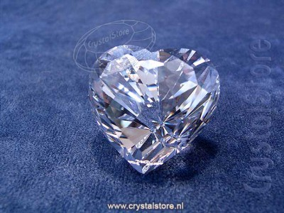 Swarovski Kristal 2016 5136926 Brilliant Heart Small