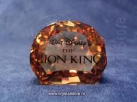 Title Plaque The Lion King