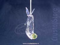 Tinker Bell Inspired Shoe Ornament
