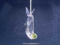 Tinker Bell Inspired Shoe Ornament