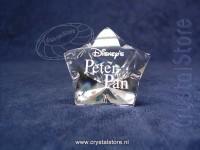 Title Plaque Peter Pan