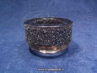 Shimmer Tea Light Gray