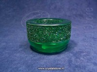 Shimmer Tea Light Green