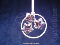 SCS Orchid Blossom Ornament 2013