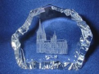 Paperweight - Koln / Cologne Cathedral
