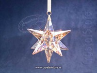 Star Ornament 3D Golden Shadow