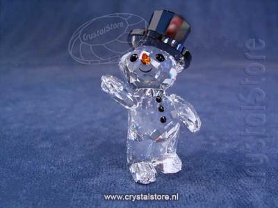 Swarovski Kristal 2015 5136370 Kris bear Christmas  Annual Edition 2015