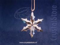 SCS Little Star Ornament 2015