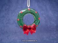 Christmas Wreath Ornament