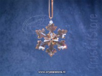 SCS Little Snowflake Ornament 2016