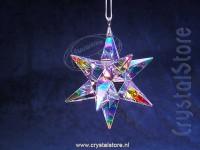 Star Ornament Aurora Borealis 2017