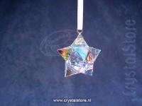 Star Ornament Aurora Borealis - Small