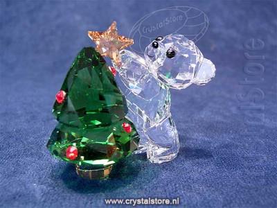Swarovski Kristal 2018 5399267 Kris Bear - Christmas Annual Edition 2018