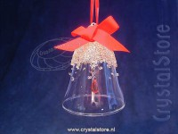 Christmas Ornament Bell GSHA - Small