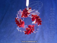 Wreath Ornament - Leaves