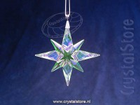 Star Ornament Small Aurora Borealis
