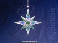 Star Ornament Small Aurora Borealis