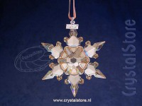 Festive Christmas Star Ornament - Golden Shadow - Edition 2020
