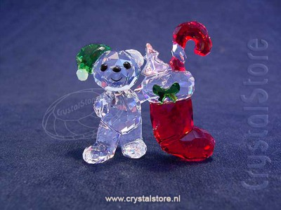 Swarovski Crystal - Kris Bear - Christmas - Annual Edition 2020