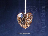 Christmas Ornament Heart GSHA