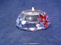 Tea Light - Poinsettia