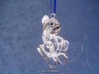 Kris bear on Sleigh Silver