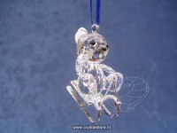Kris bear on Sleigh Silver