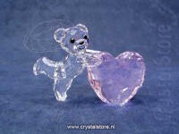 Kris Bear Pink Heart