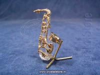 Saxophone - Gold