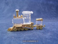 Toy Train Gold