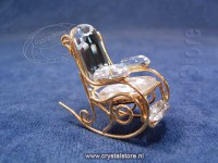 Rocking Chair Gold