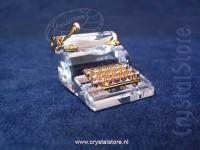 Typewriter - Gold