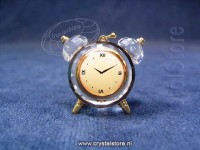 Memories Alarm Clock Gold (No Box)