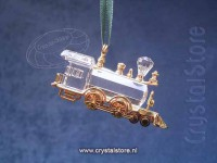 Locomotive Ornament