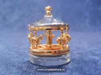 Carousel - Merry Go Round - Gold