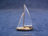 Sailboat - Gold