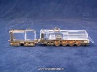 Memories Train Locomotive Gold