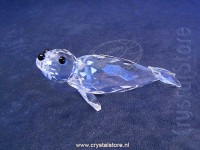Seal – Black Nose - no Whiskers (looks to left)