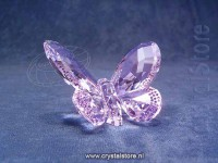 Butterfly Bejeweled Violet