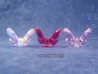 Butterflies small (set of 3)