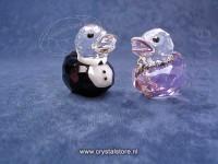 Sir en Lady Duck