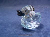 Happy Duck - Snowflake