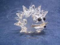 Hedgehog Round Small (Medium USA)