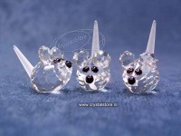 Field Mice (Set of 3)