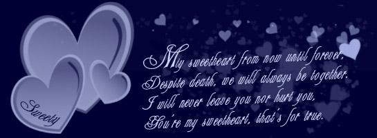 Swarovski Crystal Valentines day
